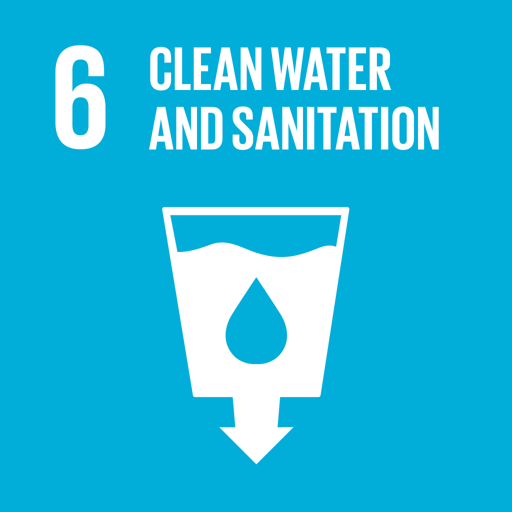 An image of UN Sustainable Development Goal 6