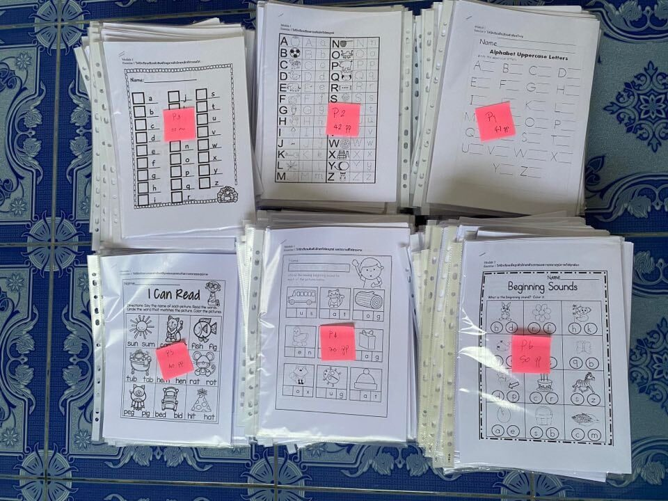 Pivoting through COVID-19 – Education Boxes in Thailand
